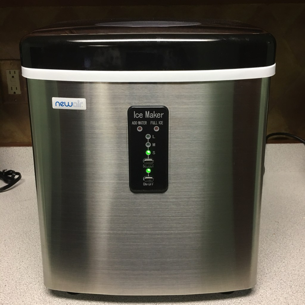 New Air Ice Maker