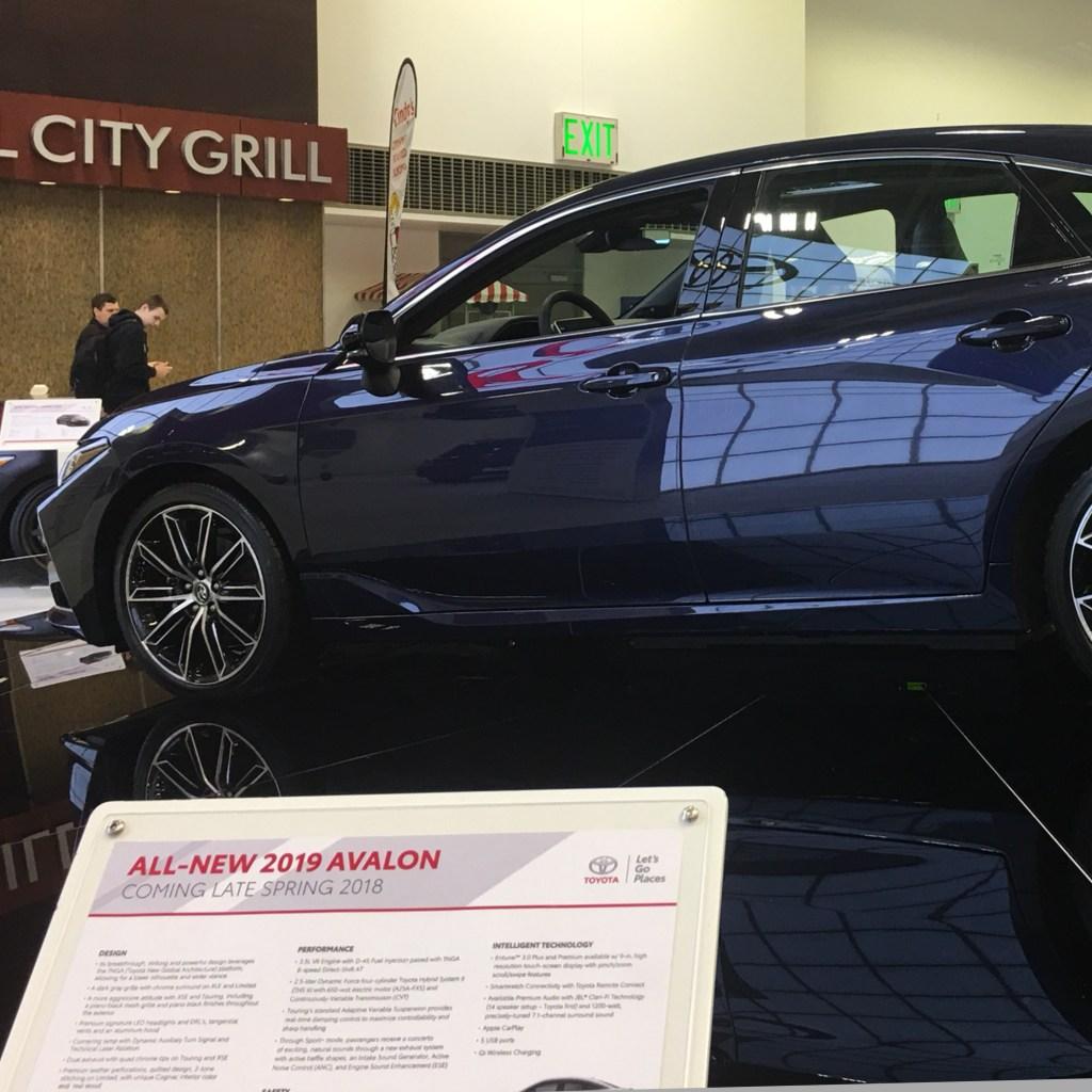 Toyota 2018 Avalon