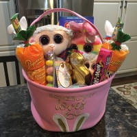 Our Sensory Themed Easter Basket