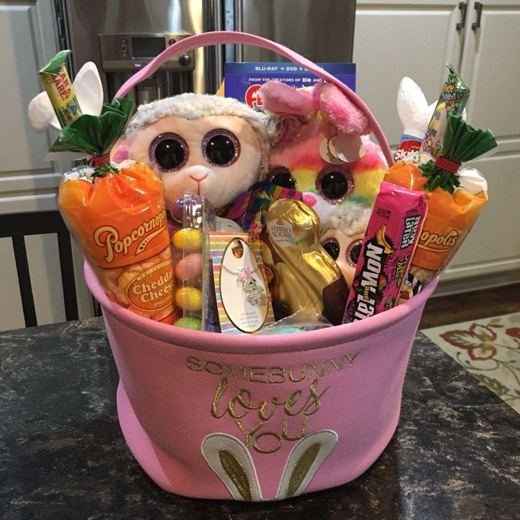 Easter Basket 2018