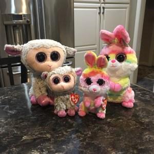 Easter Beanie Boos