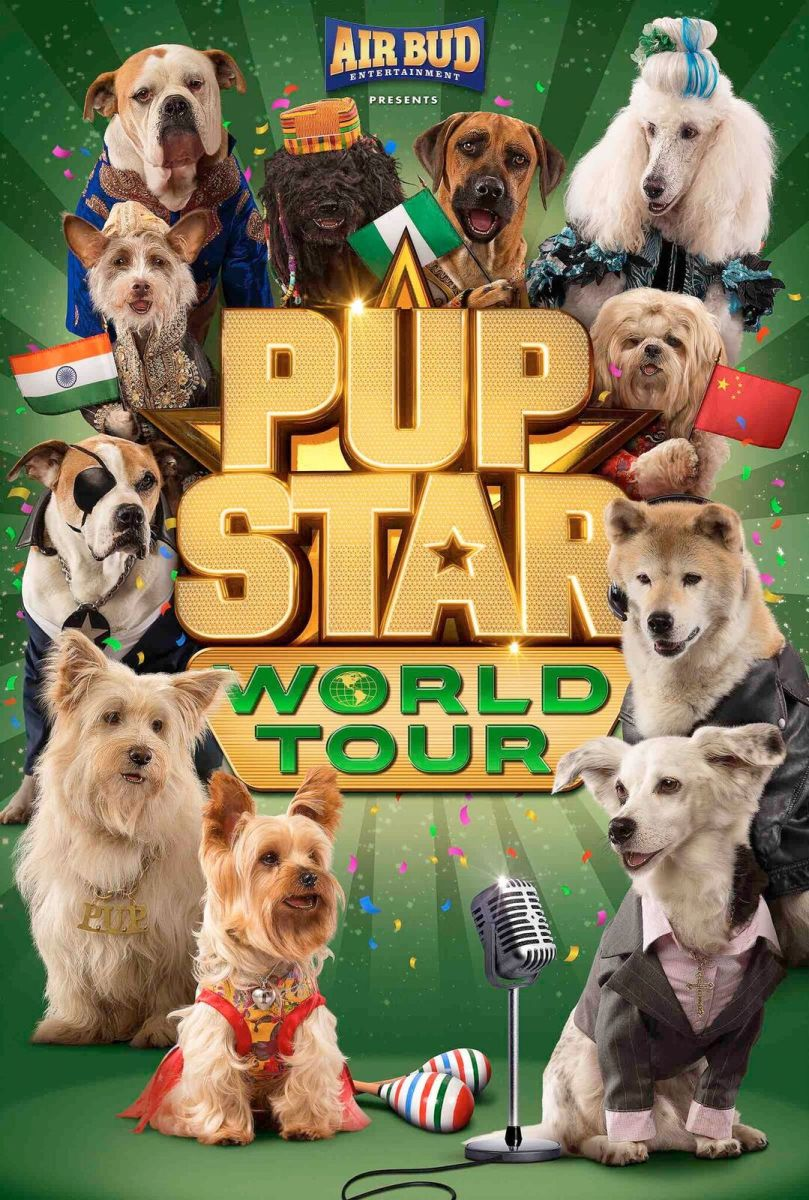 Pup Star: World Tour is Coming to Netflix May 5th!