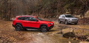 Check Out the 2019 Jeep Cherokee at Len Stoler Dodge Chrysler Jeep