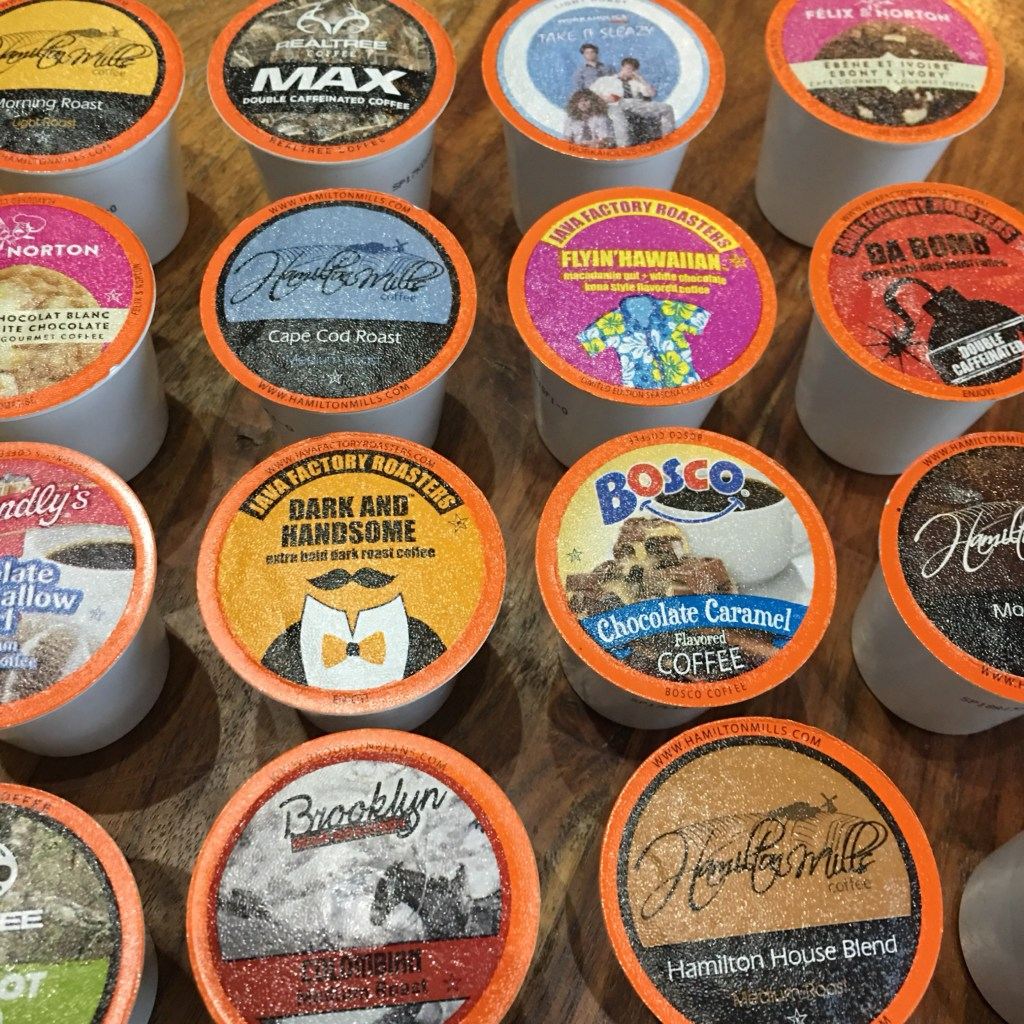 Two River's Coffee Mega K Cup Sampler Pack