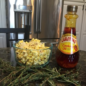 Gourmet Popcorn at Home with Malaysian Sustainable Palm Oil