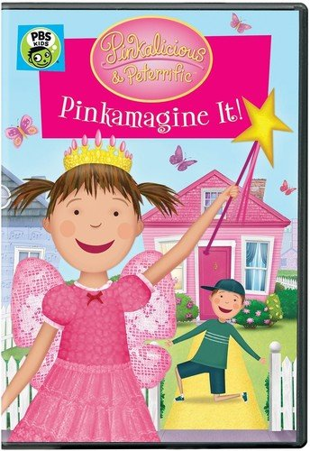 Pinkalicious & Peterrific Pinkamagine It!