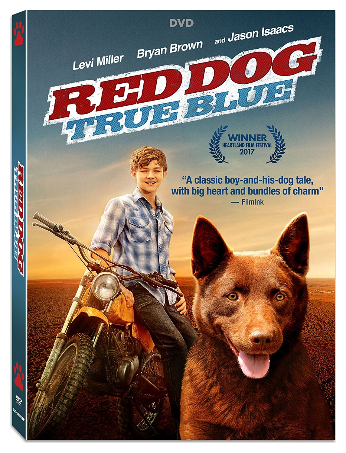 Red Dog True Blue DVD