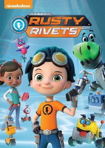 Meet Rusty Rivets