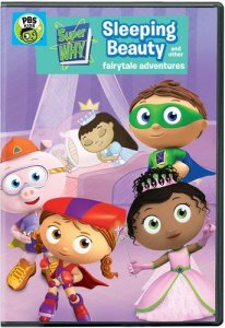 Super Why Sleeping Beauty