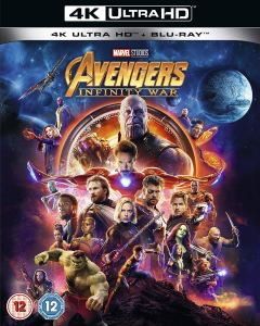 Avengers Infinity War Out August 14th!