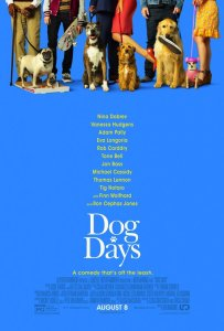 Two More Days Until Dog Days Hits Theaters