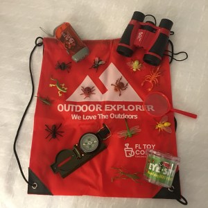 Bring the Outdoors Indoor with this Exploration Kit