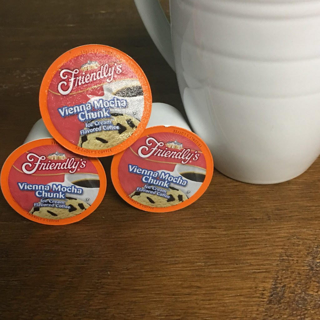 Friendlys Vienna Chocolate Chunk K Cups