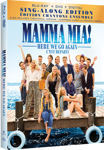 Enter to Win Mamma Mia! Here We Go Again