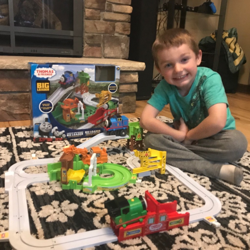 Thomas and Friends Big Loader