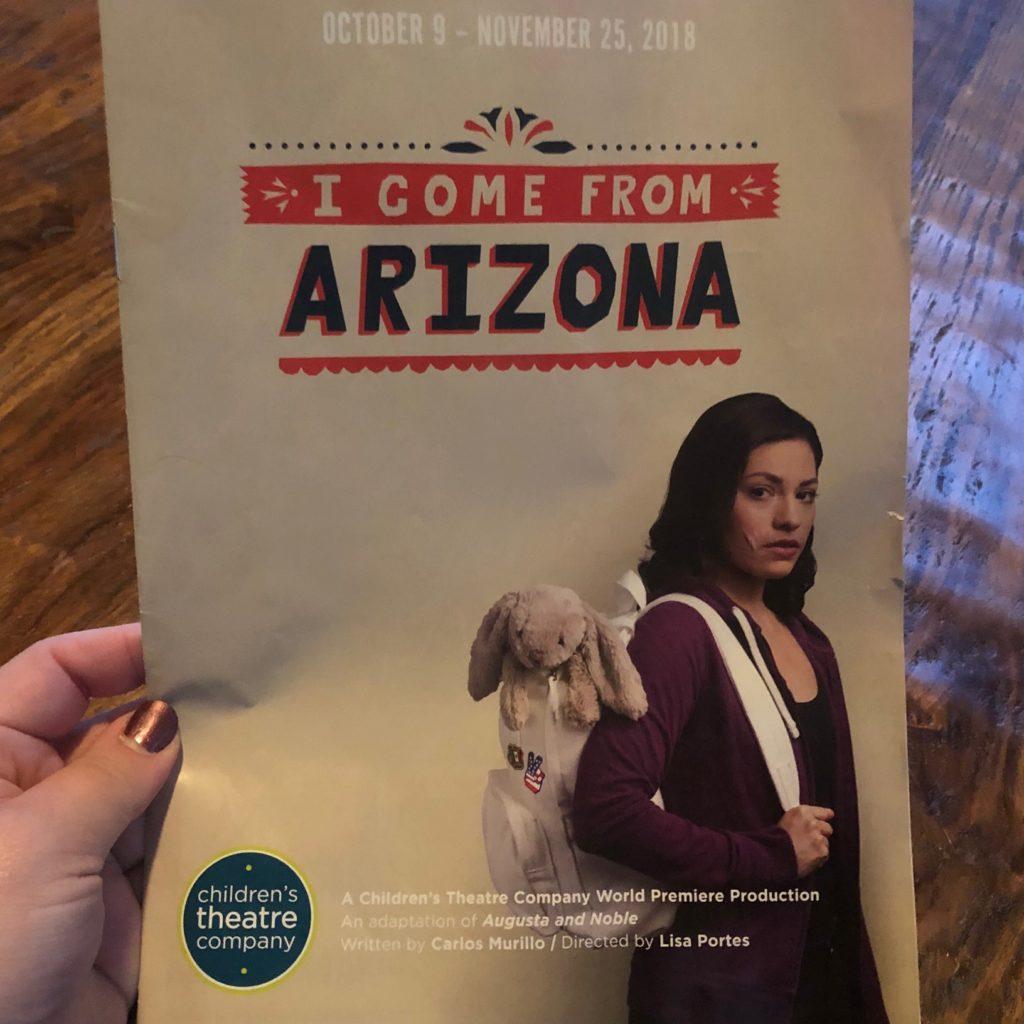 I Come From Arizona