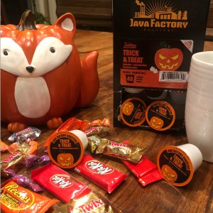 Trick or Treat K Cups Java Factory Roasters