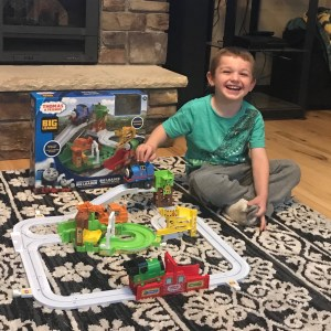 Expand the Imagination with Thomas and Friends Big Loader