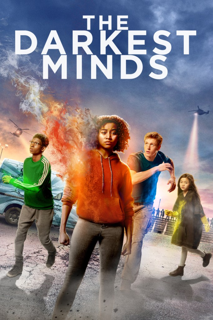 Darkest Minds Movie Poster