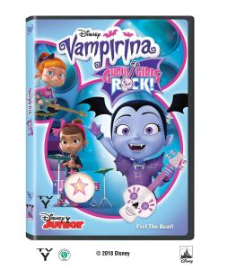 Vampirina Ghoul Girls Rock!