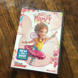 Fancy Nancy DVD