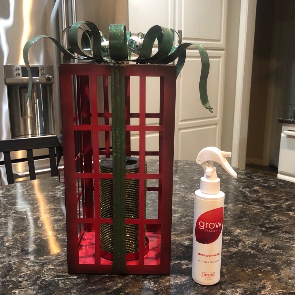 Grow Fragrance Apple Pomander