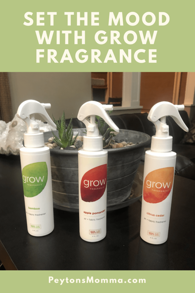 Grow Fragrance