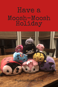 Moosh Moosh Plushies