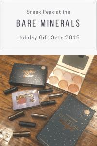 bareMinerals Holiday Gift SEts 2018