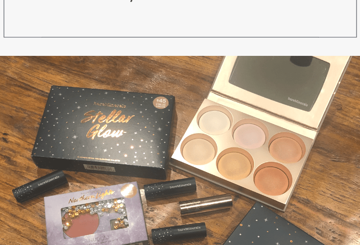 Sneak Peak at Bare Minerals Holiday Gift Sets