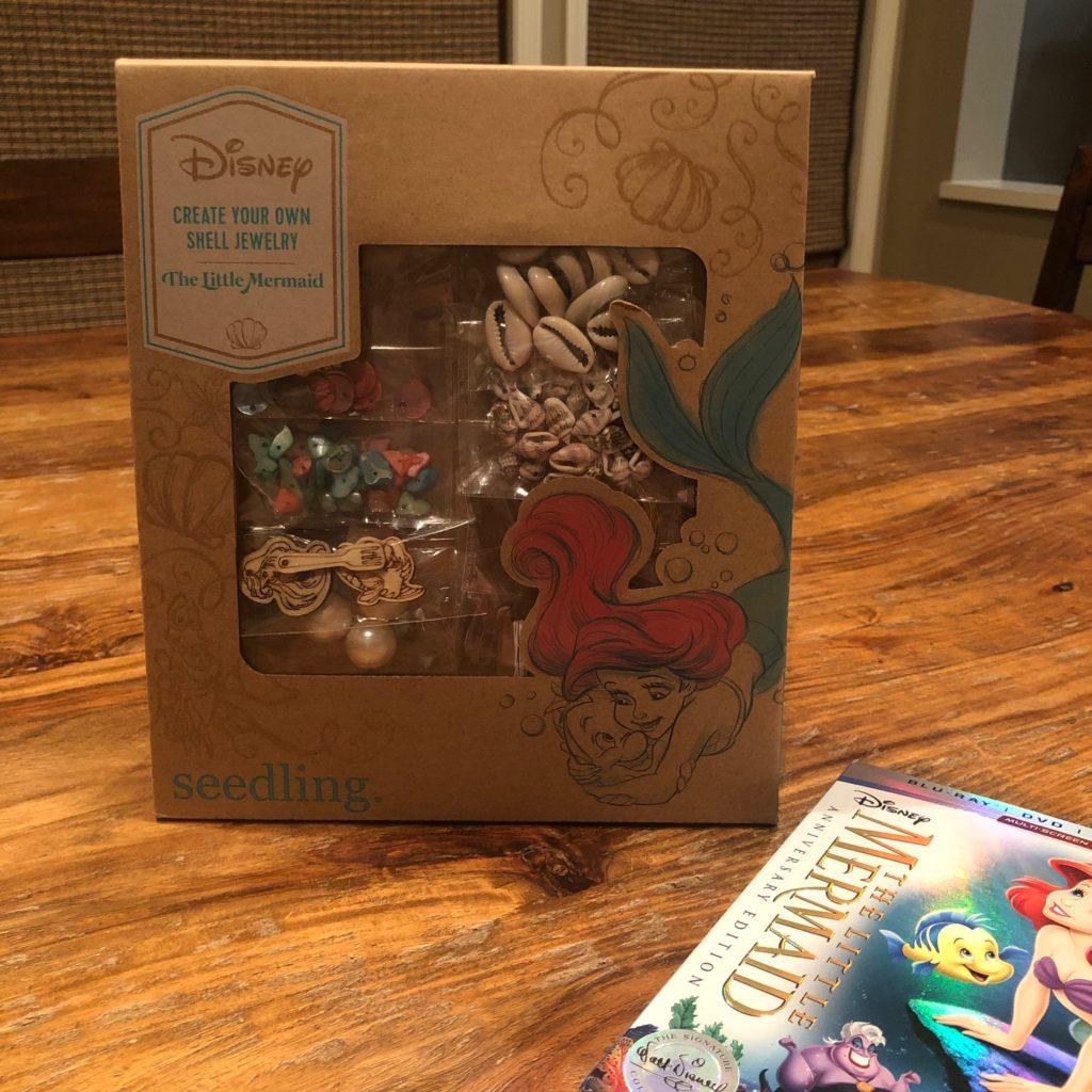 Seedling The Little Mermaid Kit