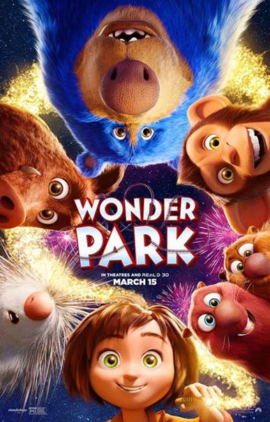 Wonder Park is a Must See This Weekend