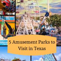 5 Best Amusement Parks in Texas