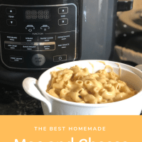 Homemade Mac and Cheese in the Ninja Foodi