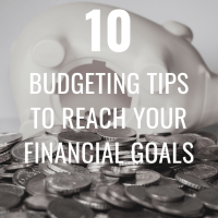 Ten Practical Budgeting Tips
