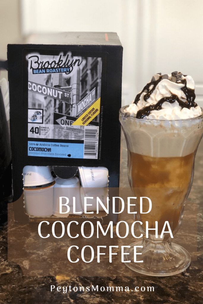 Blended CocoMocha Coffee