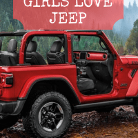 Why VSCO Girls Love Jeep