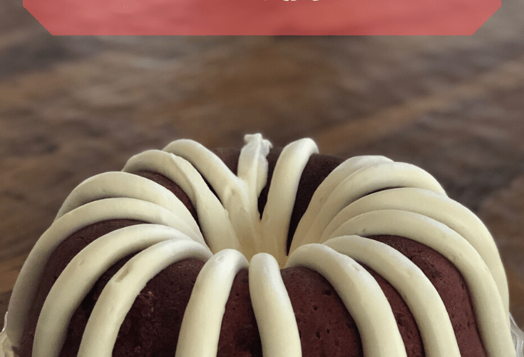 Copy Cat Red Velvet Bundt Cake