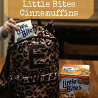 Kick the New Year off Winning with Little Bites Cinnamuffins