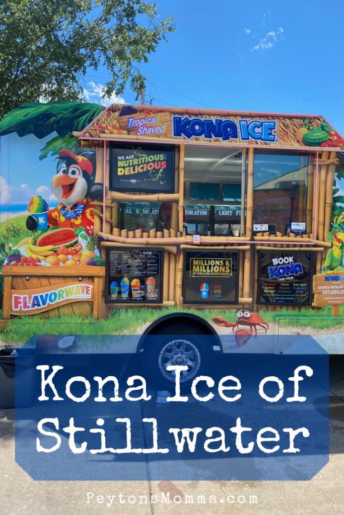 Kona Ice of Stillwater