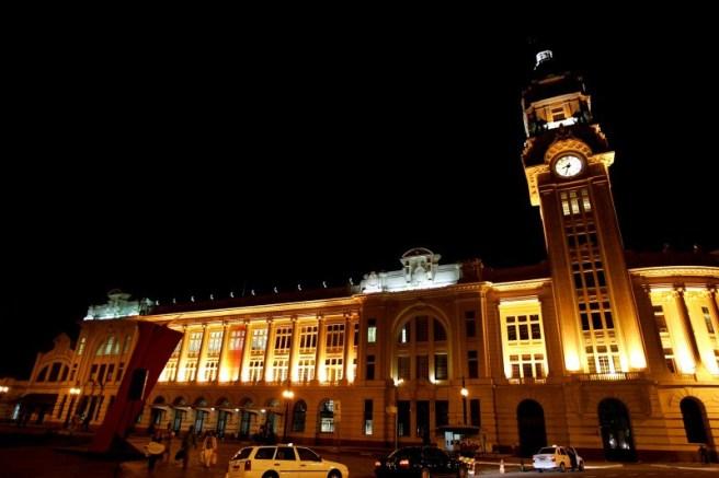 Estação Júlio Prestes. Foto: Rubens Chiri