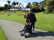 Golden Gate Park, Conservatory of Flowers