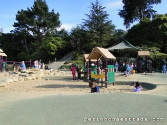 Playground no Golden Gate Park