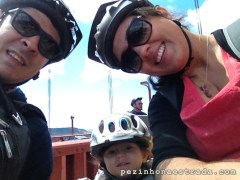 Golden Gate Bridge de bike