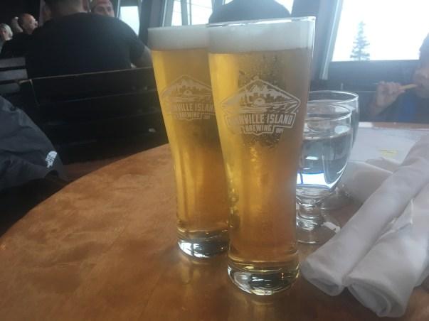 Cervejinha local...