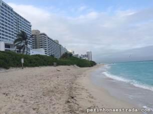 O condomínio pé-na-areia