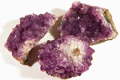amethyst mineral sample