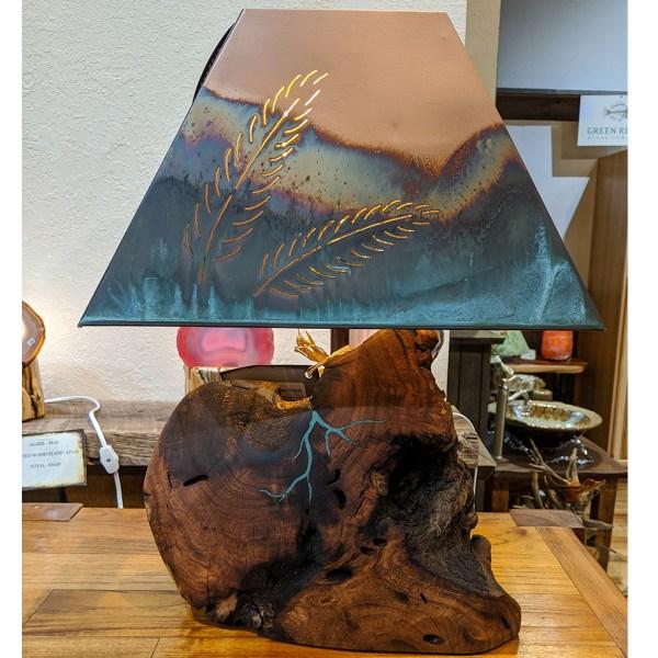 mesquite lamp