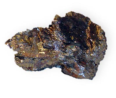 hematite mineral sample