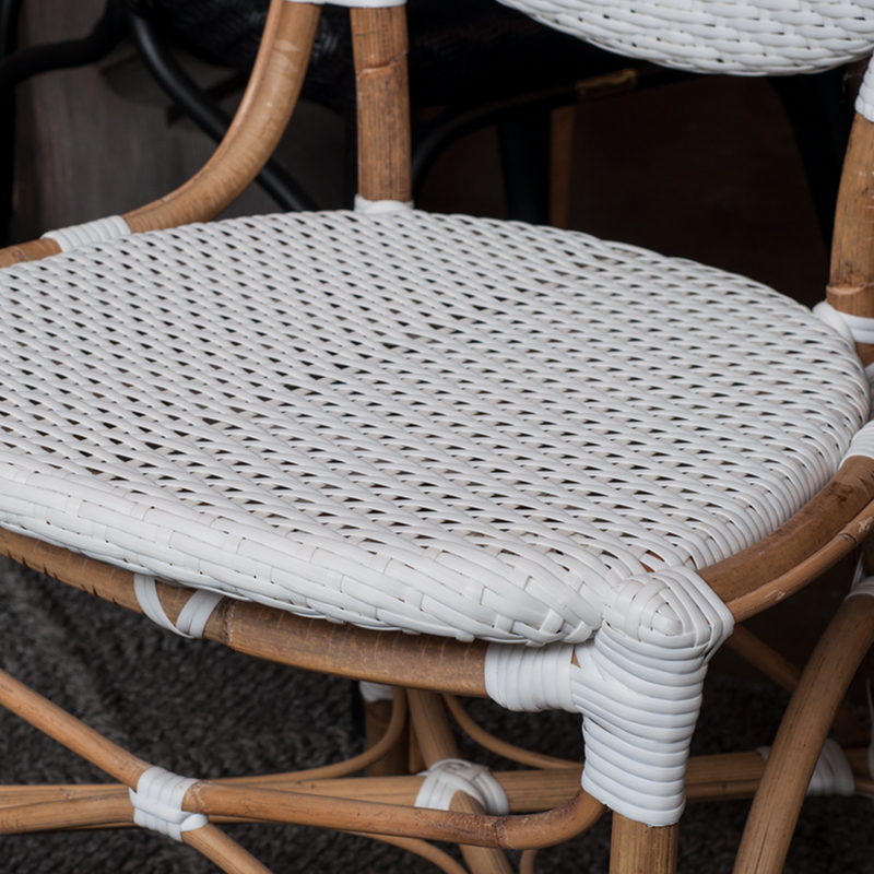 Isabell Chair White Close